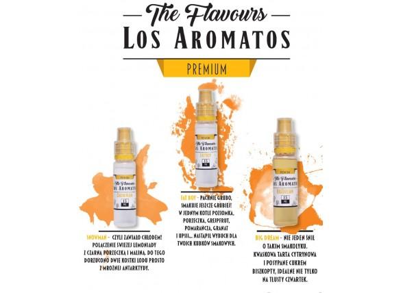Aroma The Flavours - Los Aromatos PREMIUM 15 ml