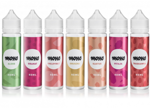Shake and vape Mono 40 ml