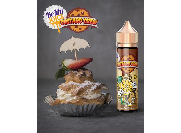 Shake and Vape Custard Crew 50 ml