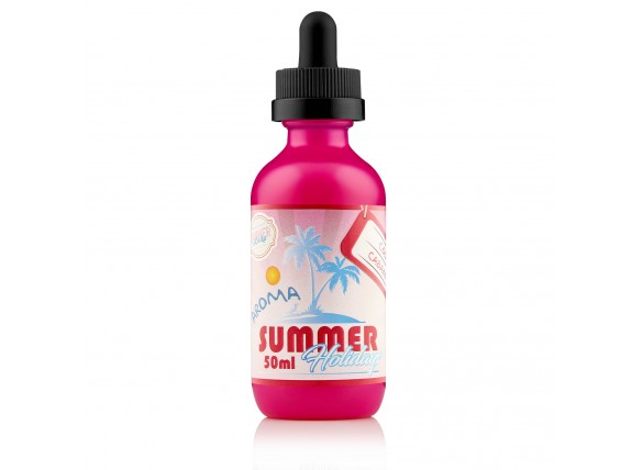 Shake and Vape Dinner Lady – Summer Holidays 50 ml
