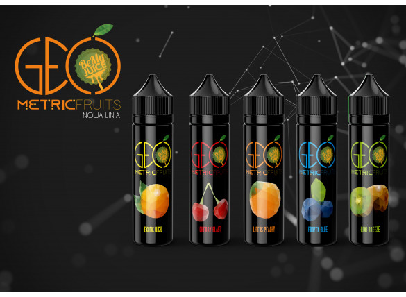 Shake and Vape BMJ GeoMetric Fruits 40ml