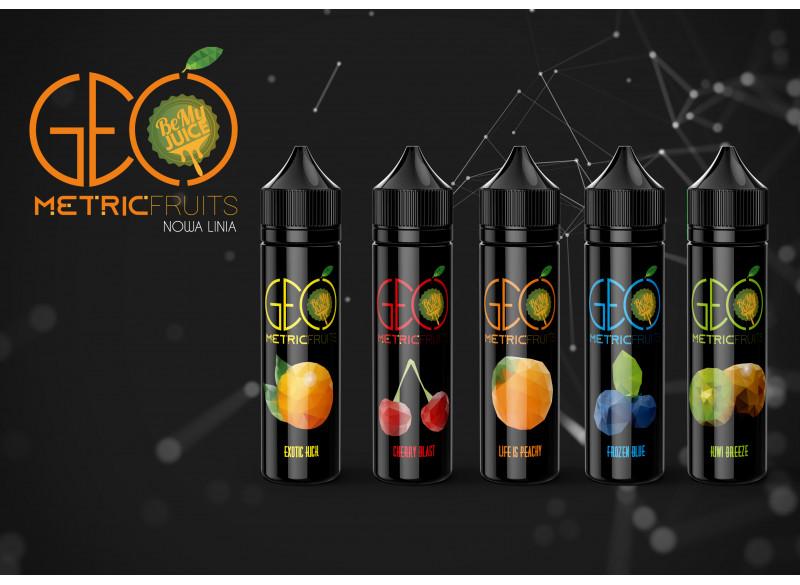 Shake and Vape Be My Juice GeoMetric Fruits 40ml