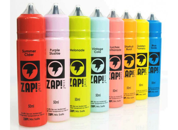 Shake and Vape ZAP! 50 ml