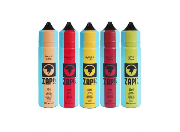 ZAP! Vintage Cola Selection premix 50 ml