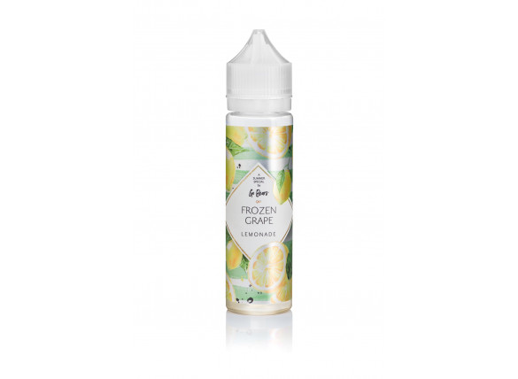 Shortfill Premix Go Bears Frozen Lemonade 50/60ml