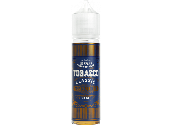 Premix Go Bears Tobacco 40 ml
