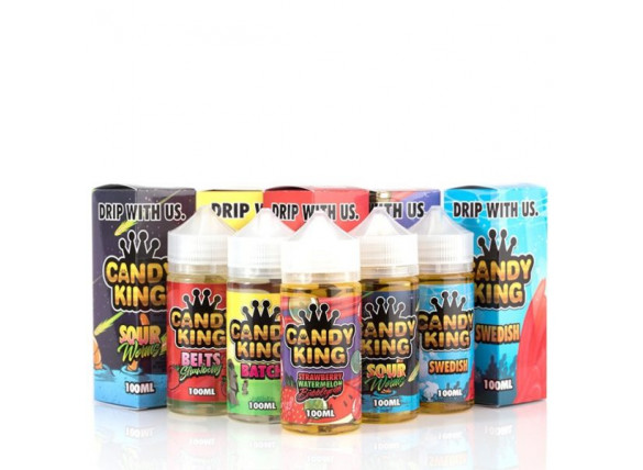 Shortfill Candy King 100 ml