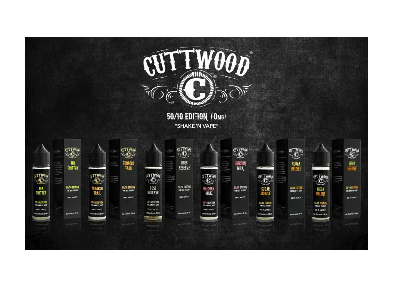 Shortfill Cuttwood 50 ml