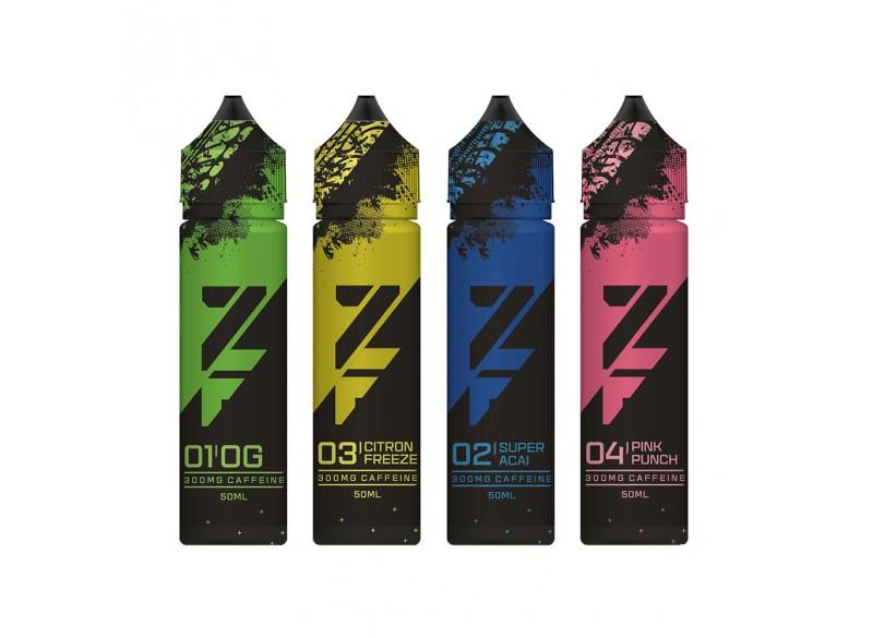 Shortfill ZAP! Z FUEL 50 ml