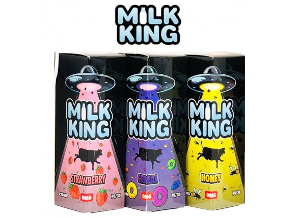 Shortfill Milk King 100 ml