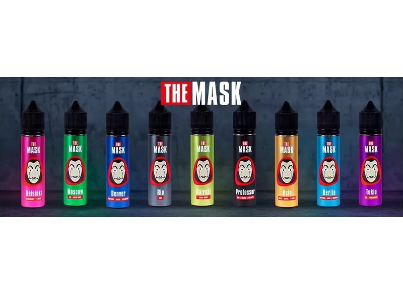 Shortfill The Mask 40 ml