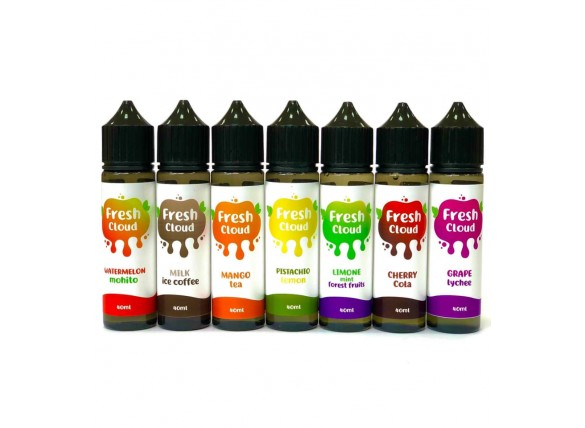 Shortfill Fresh Cloud 40 ml