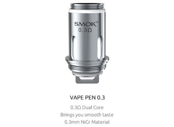 Smok Vape Pen 22 Core 0,3 ohm