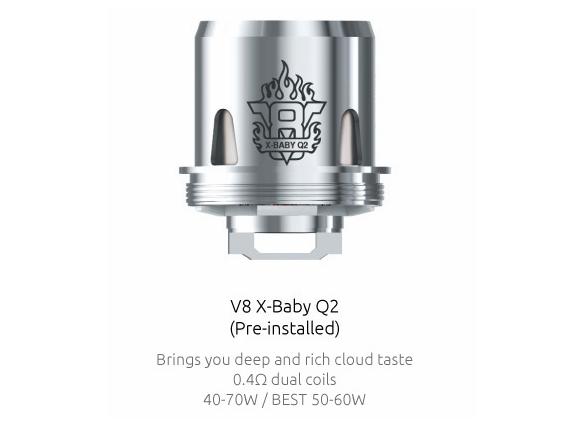 Smok X8 X-Baby Core Q2