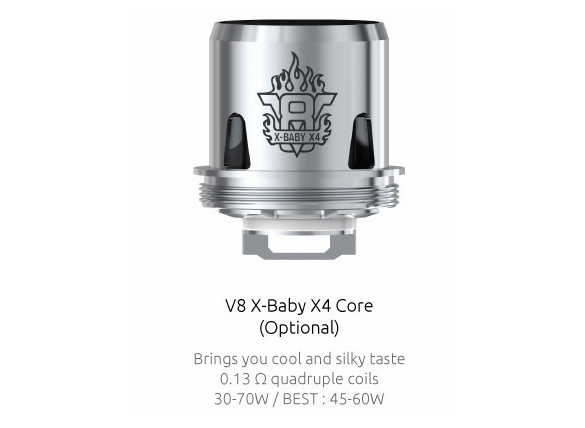 Smok V8 X-Baby Core X4