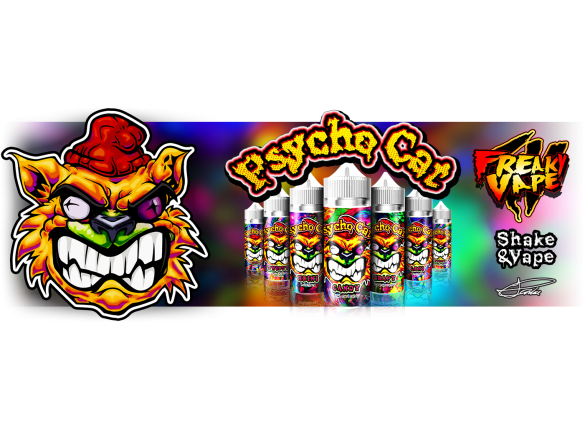 Short Fil PSYCHO CAT 50 ml