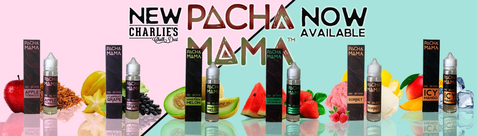 Shortfill Pacha Mama Subohm 50 ml